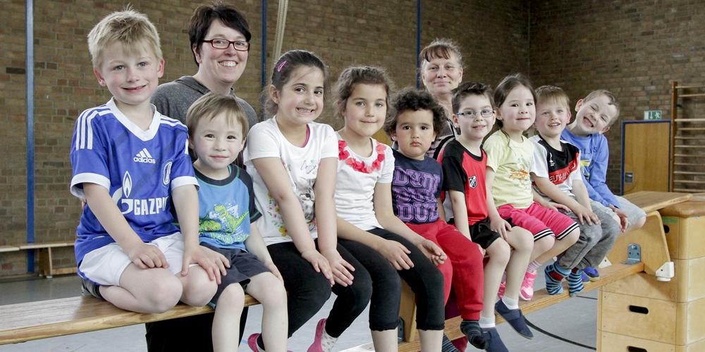 Kindersport für VfL-Mitglieder startet im September