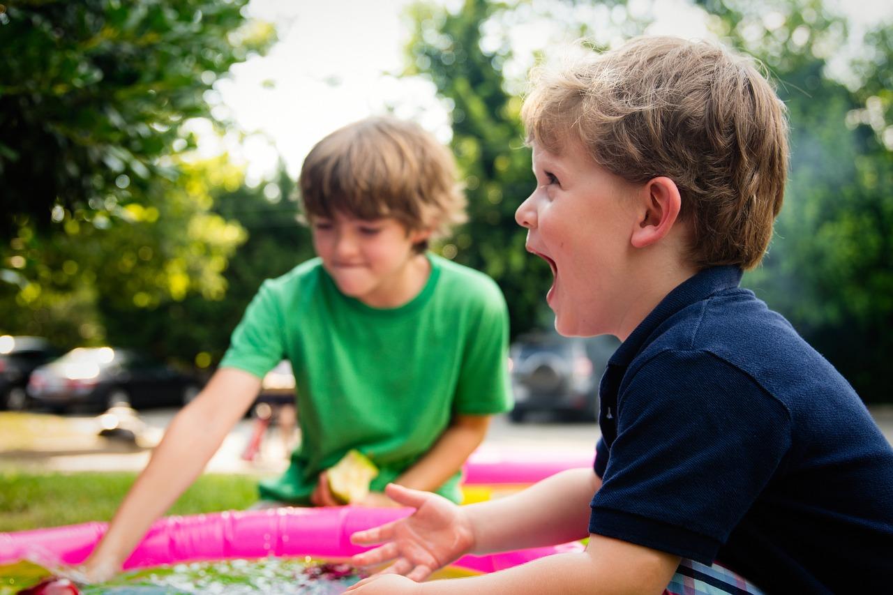 Spiel und Sport für Vorschulkinder