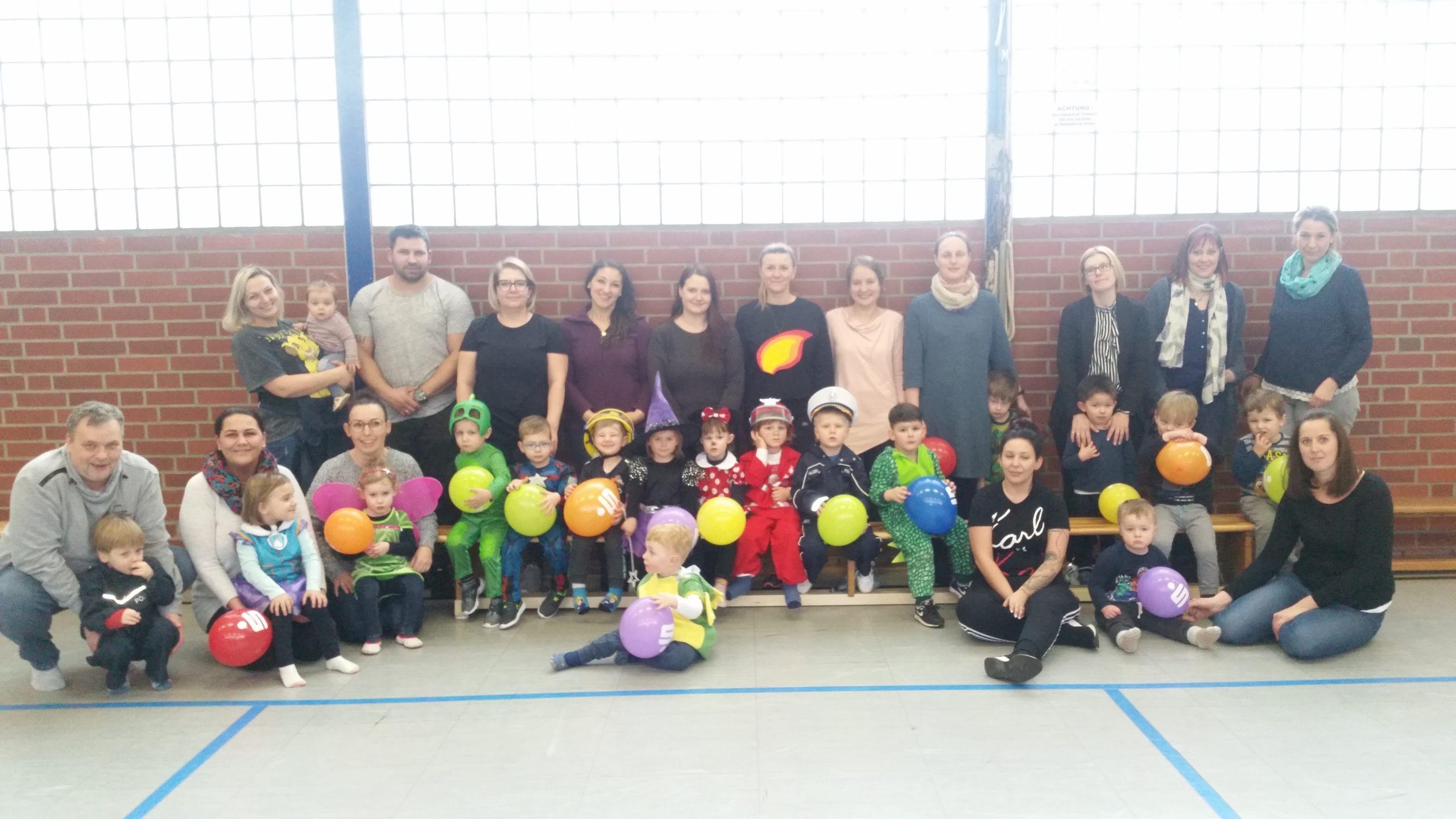 Karneval und Abenteuer für Kinder